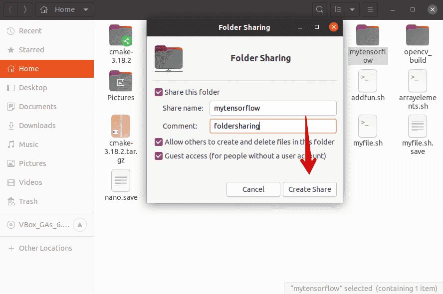 install samba ubuntu