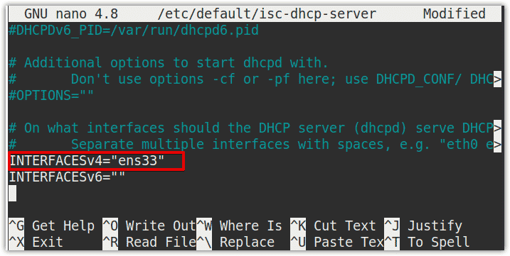 install dhcp linux