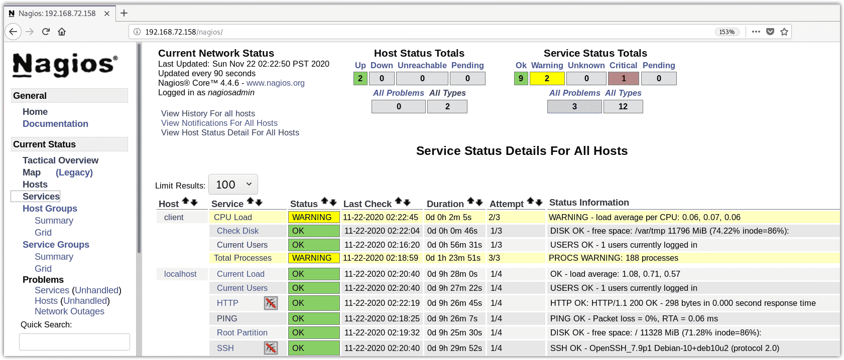 How to install Nagios on Linux