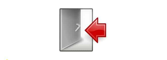 Log out Ubuntu 20.04