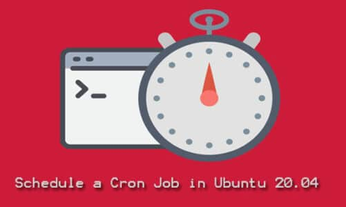 How to Schedule a Job in Cron to Run Every Hour in Ubuntu 20.04