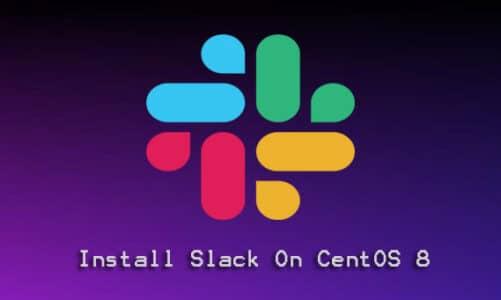 Install Slack on CentOS 8