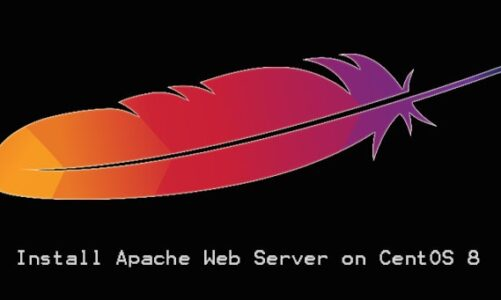 How to Install Apache Web Server on CentOS 8