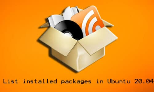 How to List Installed Packages in Ubuntu 20.04
