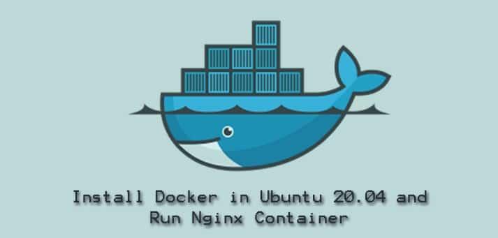 Install Docker on Ubuntu