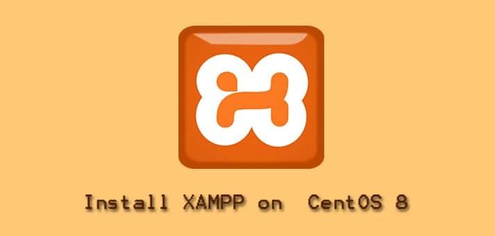 Install XAMPP on CentOS 8