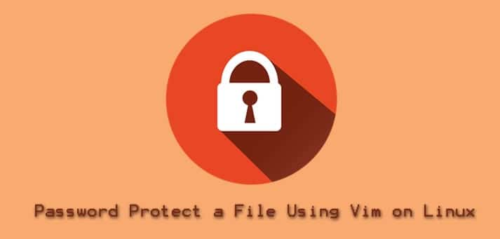 Password-Protect-File-Using-Vim-Linux