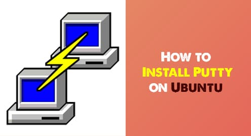 How to Install putty on Ubuntu 20.04