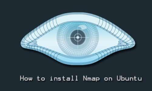 Install Nmap on Ubuntu