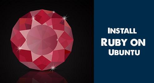Install Ruby on Ubuntu