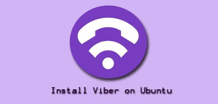 Install Viber on Ubuntu 20.04