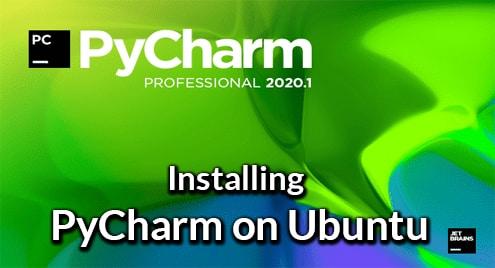 Installing-PyCharm-on-Ubuntu