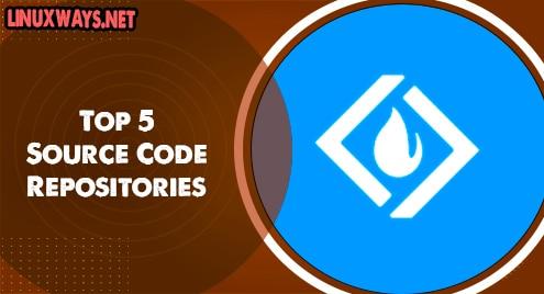 Top 5 Source Code Repositories