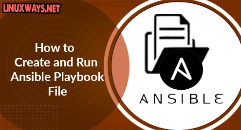 How to Create and Run Ansible Playbook File