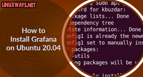 How to Install Grafana on Ubuntu 20.04
