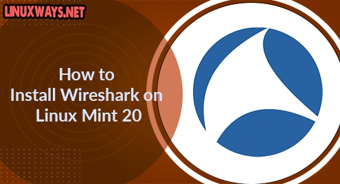 How to Install Wireshark on Linux Mint 20