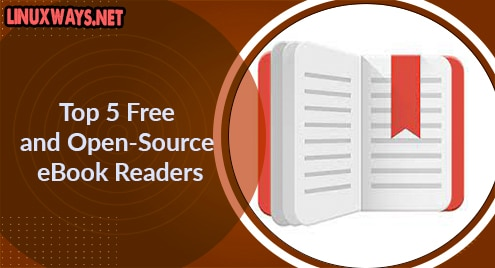 Top 5 Free and Open-Source eBook Readers