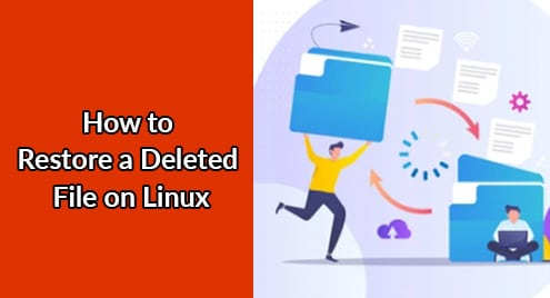 How to Restore a Deleted File on Linux
