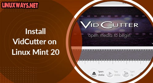 Install VidCutter on Linux Mint 20