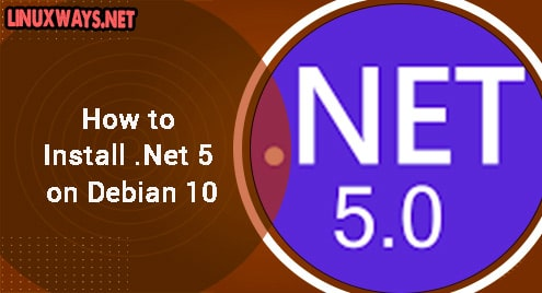 How to Install .Net 5 on Debian 10
