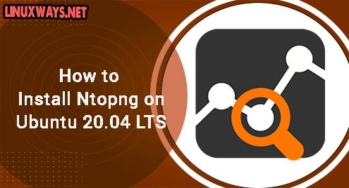 How to Install Ntopng on Ubuntu 20.04 LTS
