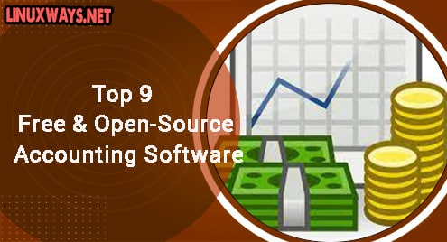 Top 9 Free and Open-Source Accounting Software