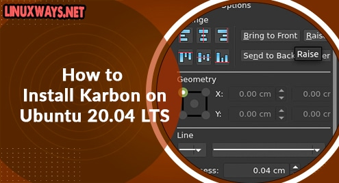 How to Install Karbon on Ubuntu 20.04 LTS