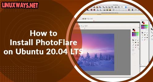 How to Install PhotoFlare on Ubuntu 20.04 LTS