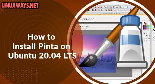 How to Install Pinta on Ubuntu 20.04 LTS