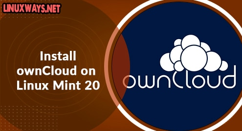 Install ownCloud on Linux Mint 20
