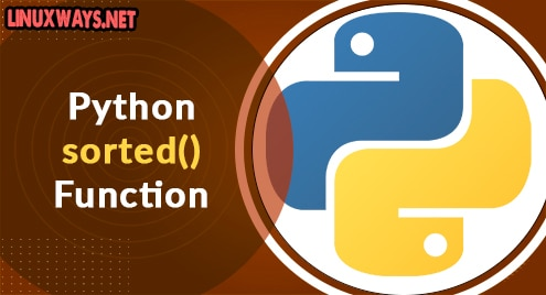 Python sorted() Function